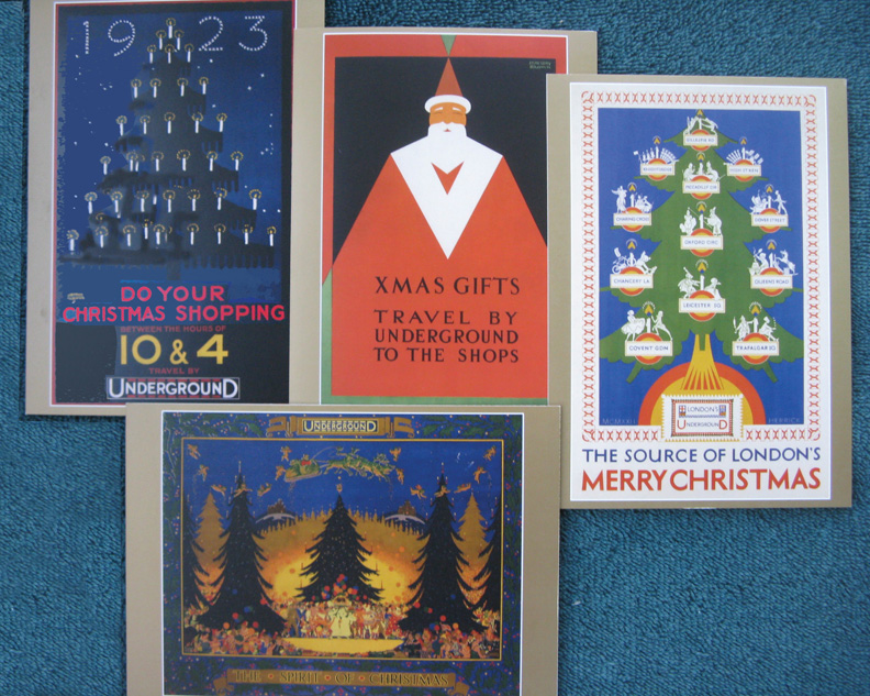 Deco the Halls & Peace Cards