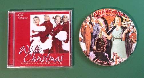 Holiday CDs