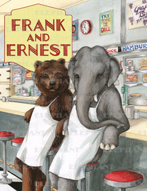Frank and Ernest Book