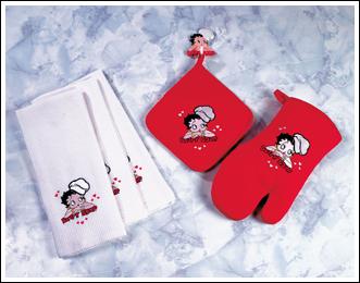 Betty Boop Kitchen Accessories