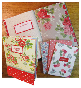 Cath Vintage Address Book & Journals