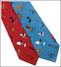 Chair Design Ties